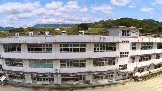 ヤマガ空撮 - 熊本県山鹿市立城北小学校【空撮】