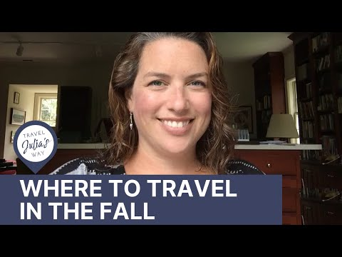 Travel Tip: Fall Trip Ideas