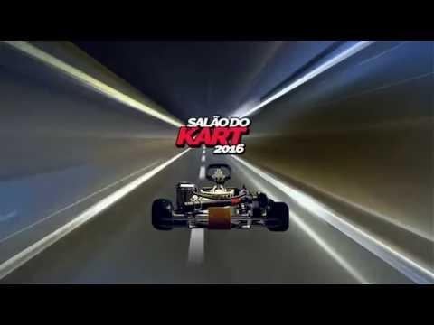 Salão Do Kart Convite Youtube