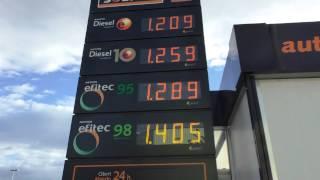 Стоимость Бензина и Дизеля в Испании, Аликанте, в декабре 2014 г  Цены идут ВНИЗ, Сергей Езовский(http://www.dieselogasolina.com/gasolineras-en-alicante.html Мое Агентство Недвижимости