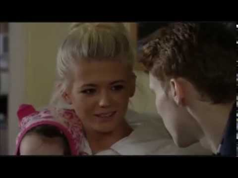 Eastenders - Lola takes Jay to Ronnie's dinner [15th April 2014] from YouTube · Duration:  2 minutes 4 seconds