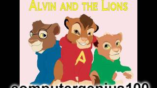 Alvin and The Chipmunks - The Cirlce Of Life (The Lion King)