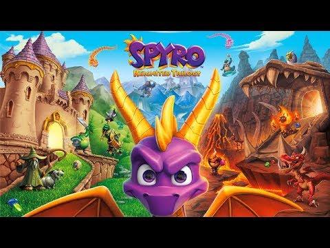 Spyro Reignited Trilogy - Save All Ten Dragons - Part 1 [Spyro The Dragon] - Xbox One