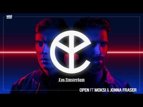 Yellow Claw - Open (feat. Moksi & Jonna Fraser) [Official Full Stream]