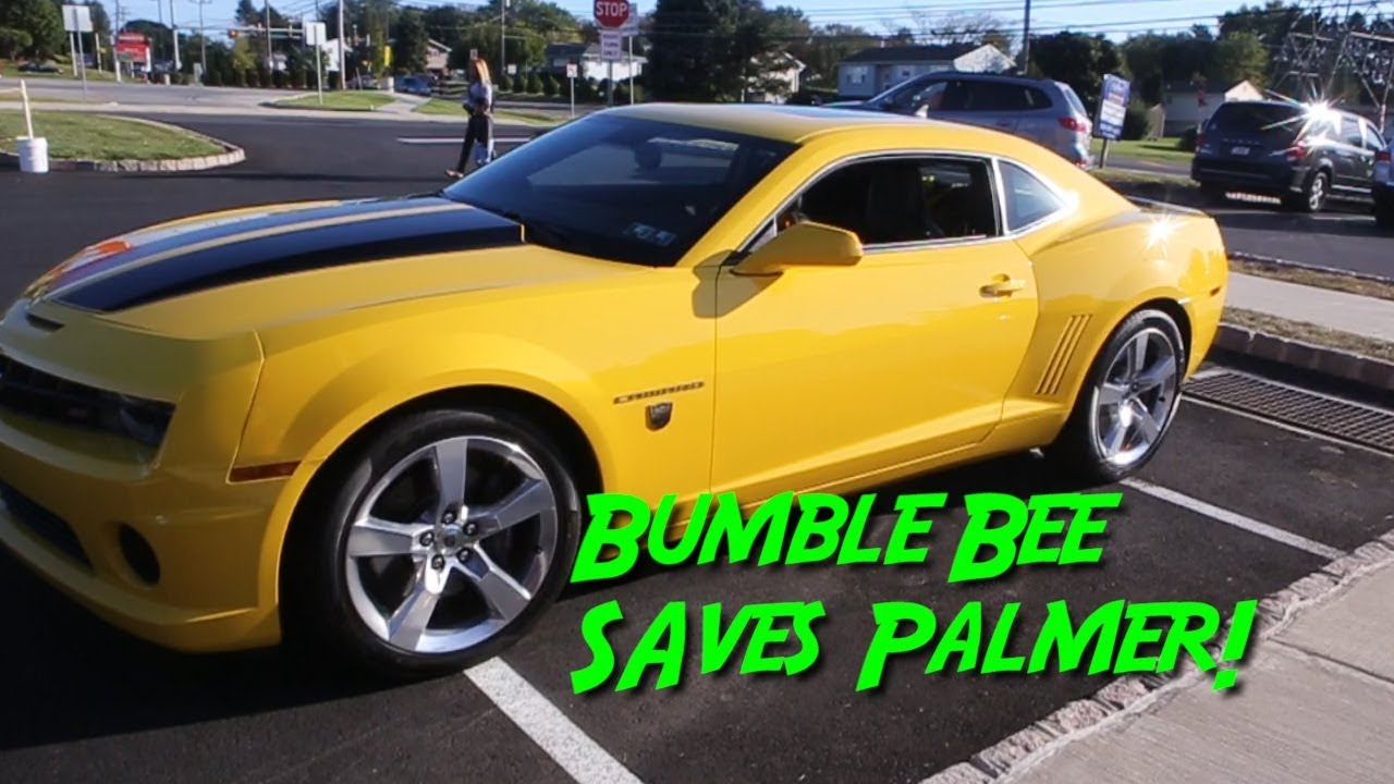 bumble bee 2010 chevrolet camaro ss transformers edition youtube. Black Bedroom Furniture Sets. Home Design Ideas