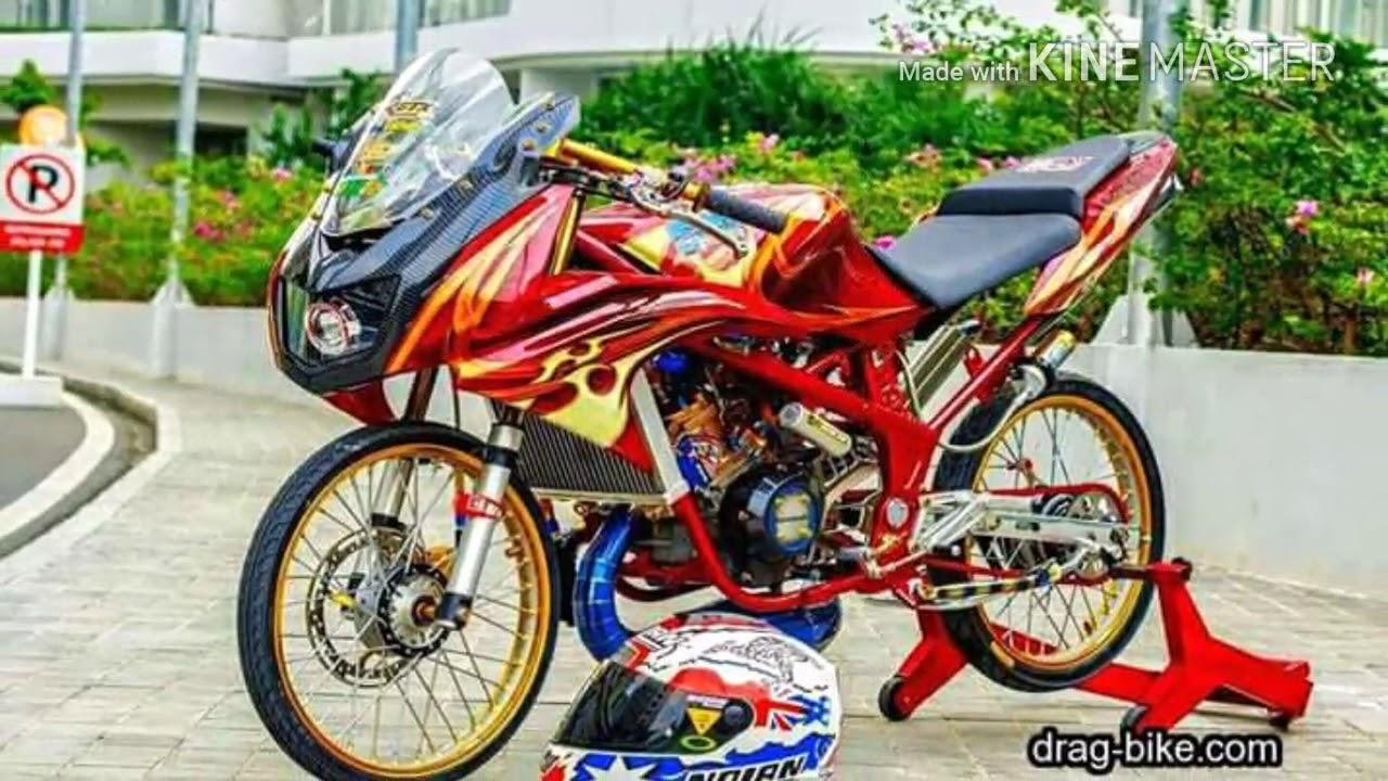 Modifikasi Kontes Kawasaki Ninja Rr,r Terbaru 2017 Galeri