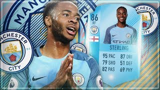 FIFA 18: STERLING IF Squad Builder BATTLE vs GAMERBROTHER 😳🔥