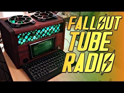 Fallout 4 - Tube Radio Computer Mod