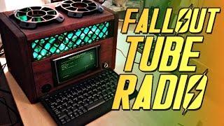 fallout 4 tube radio computer mod