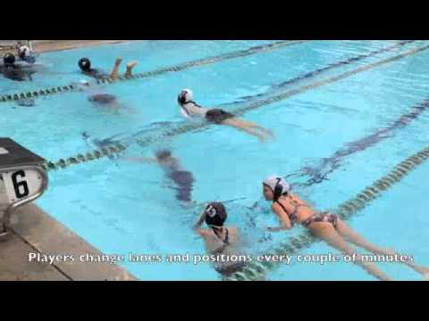 Water Games For PE