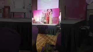 Eva Patalinjug, Miss Grand International Philippines 2018 | Press Send- Off