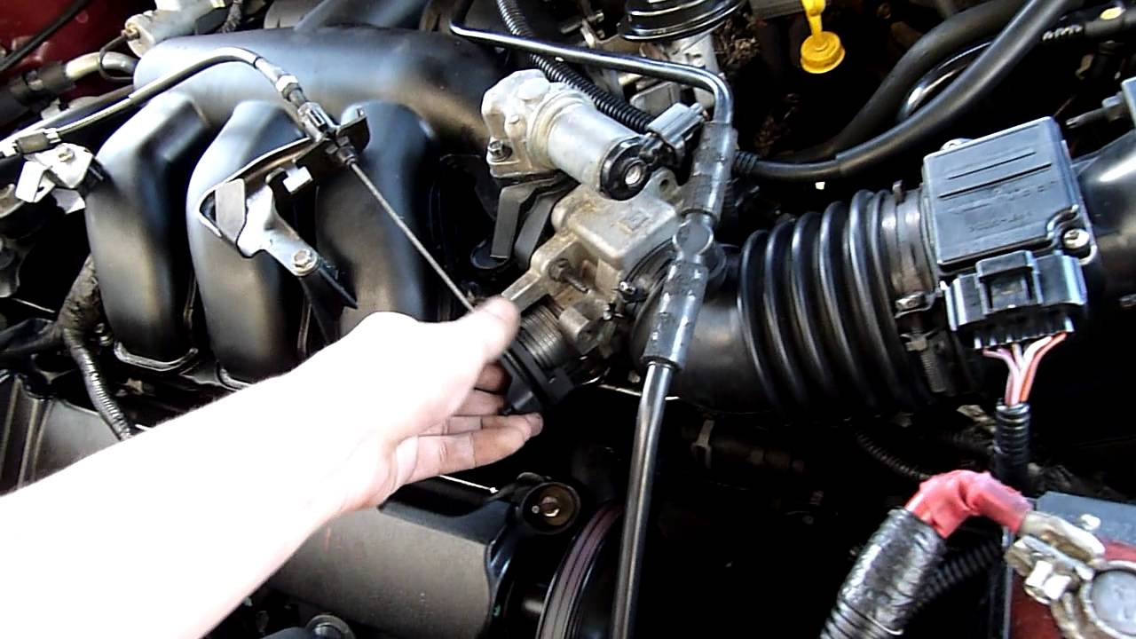 ford escape v6 almost fixed reversed coil plug harness [ 1280 x 720 Pixel ]