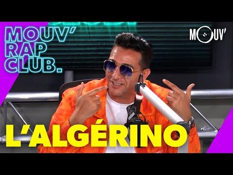 Youtube: L'ALGERINO:«J'aime bien prendre des risques et ramener de l'originalité»