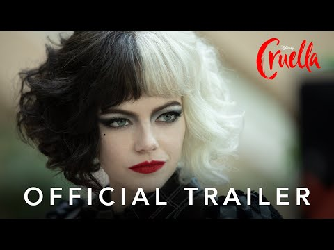 Disney's Cruella | Official Trailer - Walt Disney Studios