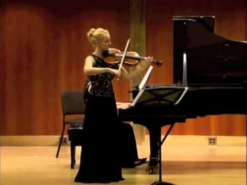 Rebecca Clarke Viola SonataImpetuoso
