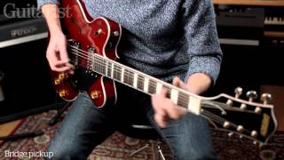 Gretsch Streamliners: G2420T, G2622 & G2655 Demo