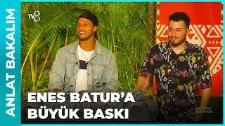 Enes Batur'a Beklenmedik Teklif - Survivor 94. Bölüm