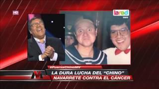 "Las razones del ""Chino"" Navarrete para decirle no a la quimioterapia"