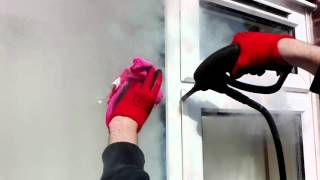 Repeat youtube video Steam Cleaning- Window Frames and Sills Cleaning- Wave Mobile Cleaning Services