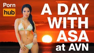 Download Video Asa's Adventures - A Day with Asa at AVN 2018 - Ep 4 MP3 3GP MP4