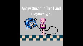 Angry Susan in TireLand - Playthrough