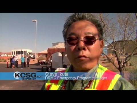 """Southwest Utah Public Health Department conducts five county """"Pandemic"""" flu drill"""