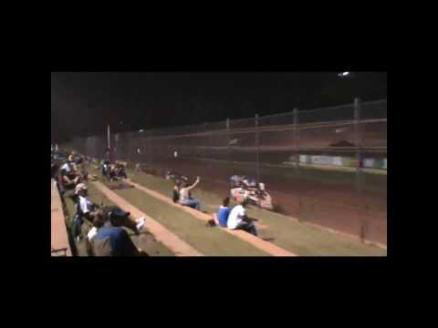 Deep South Speedway 6-27-09 Modifieds