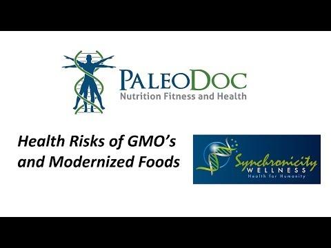 Health Risks of GMO's and Modernized Foods