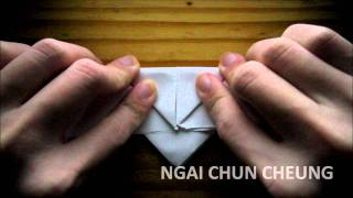 Origami Another Butterfly (tutorial)