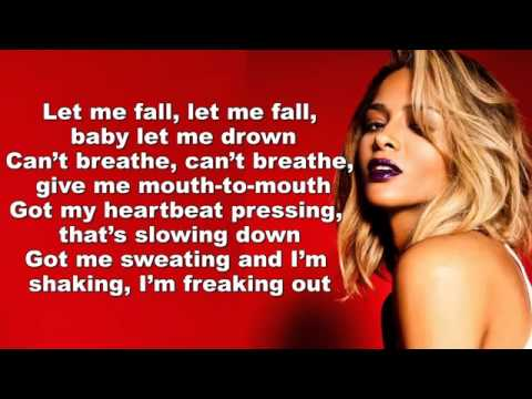 Ciara - Overdose (Lyrics On Screen)