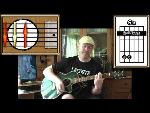 Alright - Supergrass - Acoustic Guitar Lesson