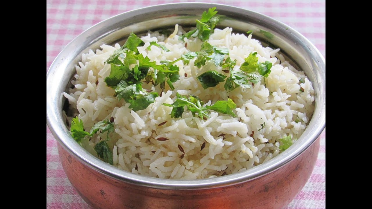 how to cook jeera rice in pressure cooker