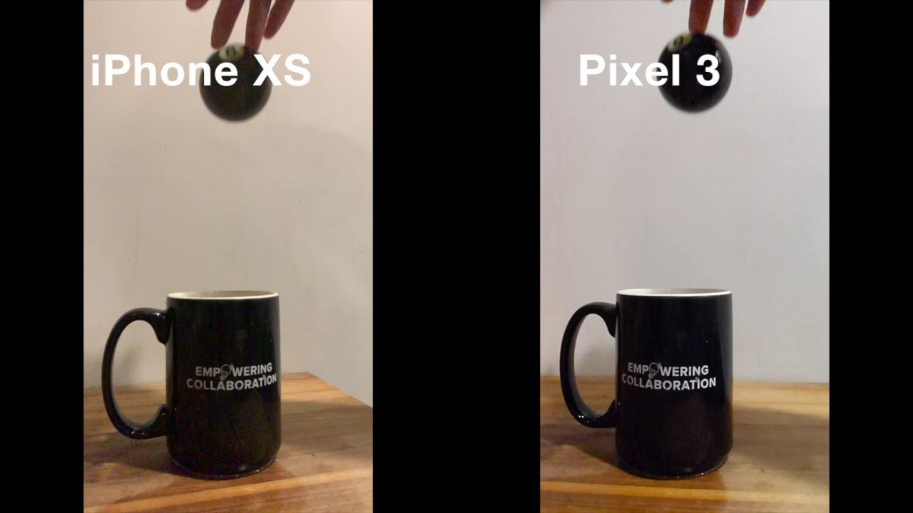 Google Pixel 3 vs  iPhone XS Video Shootout: Why Apple Wins