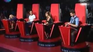 Ertunç Tuncer - O Benim Dünyam - O Ses Türkiye