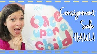 SUMMER CLOTHES HAUL! | Once Upon A Child | CLEARANCE BLOWOUT SALE! 💸