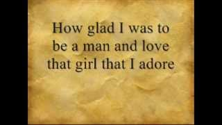 Mumford And Sons - The Banjolin Song - With Lyrics