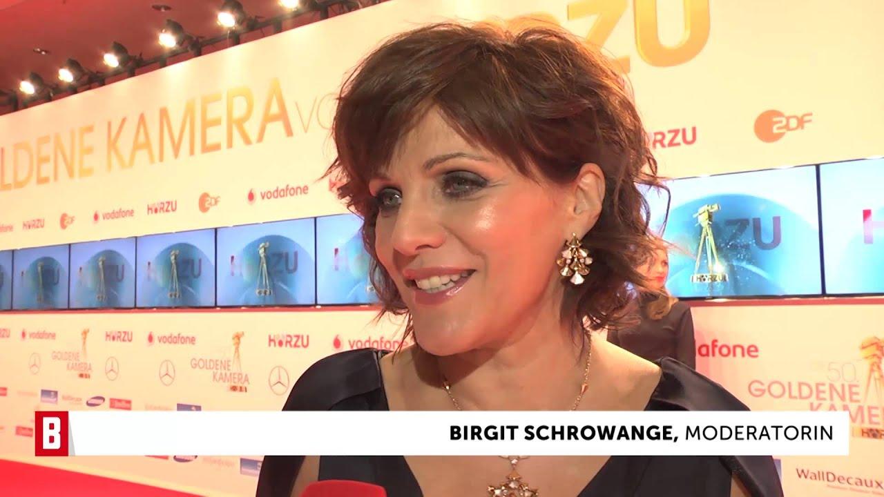 BUNTE TV - Birgit Schrowange: Sie hat einen Flirt!
