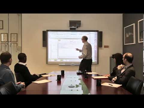 Construction Consultant Story:  Using SMART Boards to Compete Globally