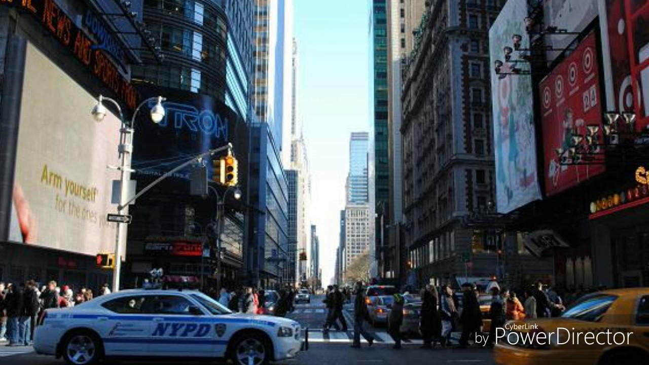 作業用BGM 朝のニューヨーク意外なほど作業が進む?! 都会の音も意外と癒されますよね!!