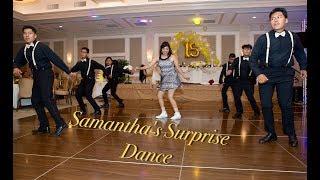 Video Quinceañera Surprise Dance | Samantha's Surprise Dance | laquince.com 2017 download MP3, 3GP, MP4, WEBM, AVI, FLV Agustus 2018