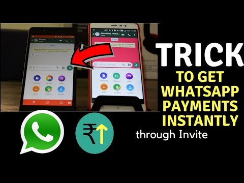 Trick to get WhatsApp Payments Instantly on your smartphone | Working Method