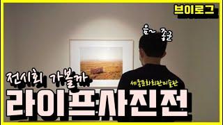서울전시회 추천   라이프사진전   세종문화회관 미술관…
