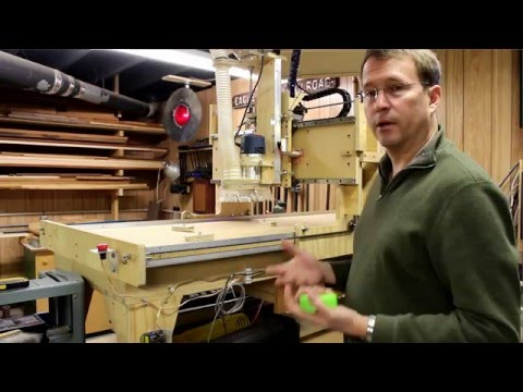 CNC DIY Machine - Wassell Woodworking