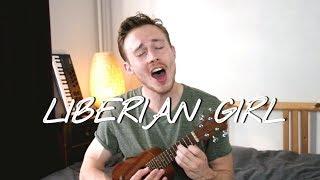 liberian girl   michael jackson jeremy gilmow ukulele cover
