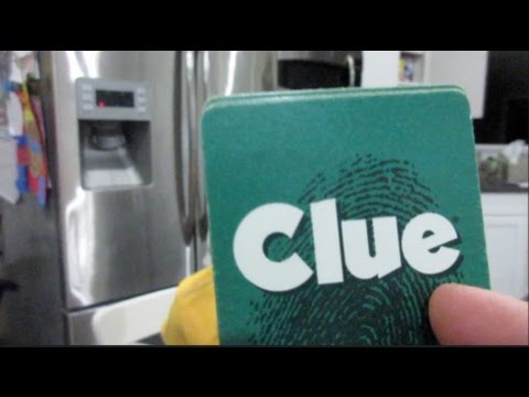 GETTING THE CLUE