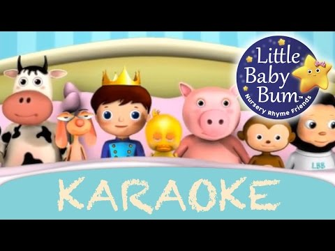 Ten In The Bed | Karaoke Version With Lyrics HD from LittleBabyBum!