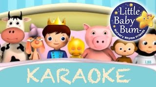 karaoke: Ten In The Bed - Instrumental Version With Lyrics HD from LittleBabyBum