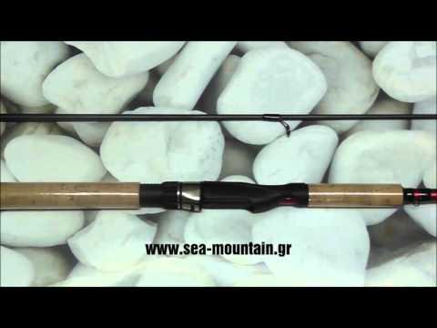 Обзор спиннинга SHIMANO BX 240 - YouTube