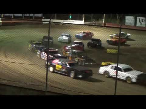 S.S. Feature at Highland Speedway 4-21-18