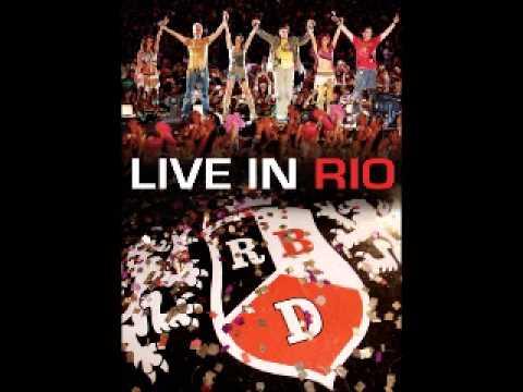 rbd live in rio dvd completo